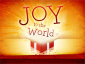 Joy To The World sermon title