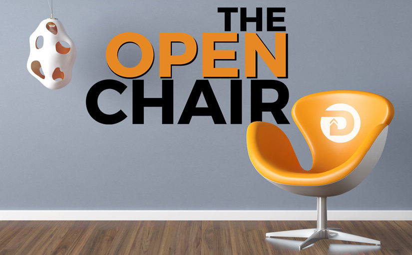 The Open Chair (Part 2)