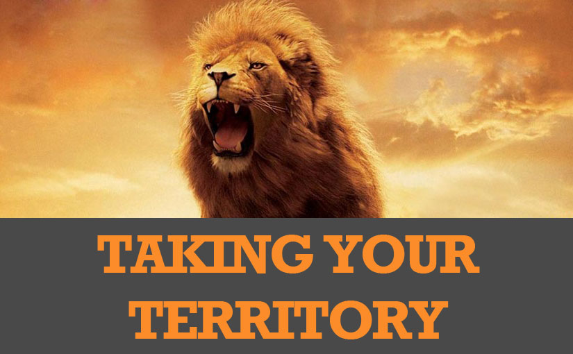Taking Your Territory (Part 1)