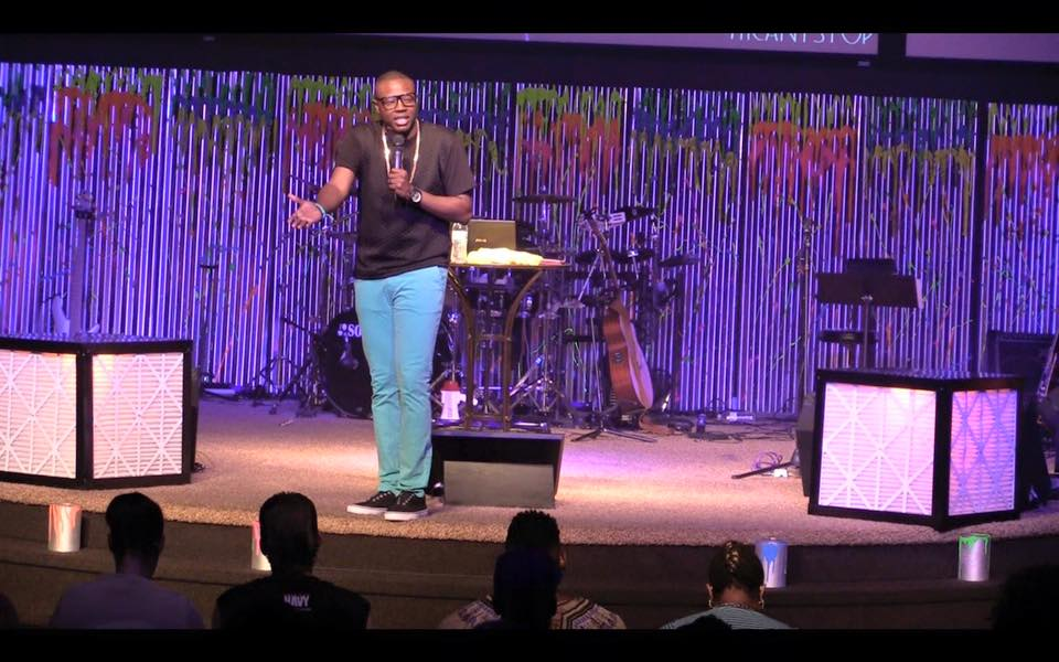 The Gathering - Pastor TJ Williams
